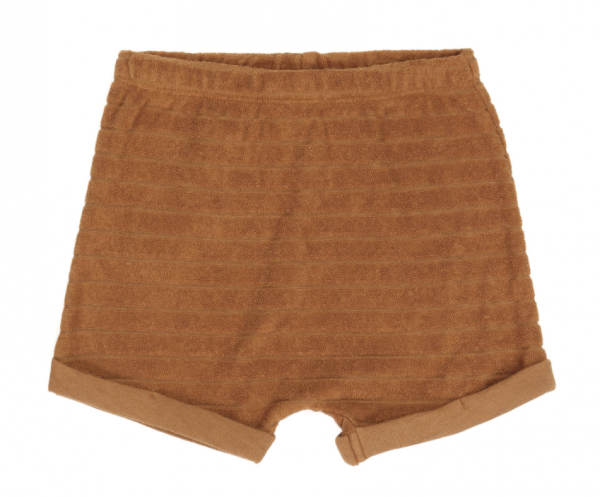 Phil + Phae frotté shorts - antiquebrass