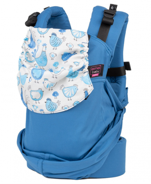 Easy Emeibaby Blue Chick Babysize