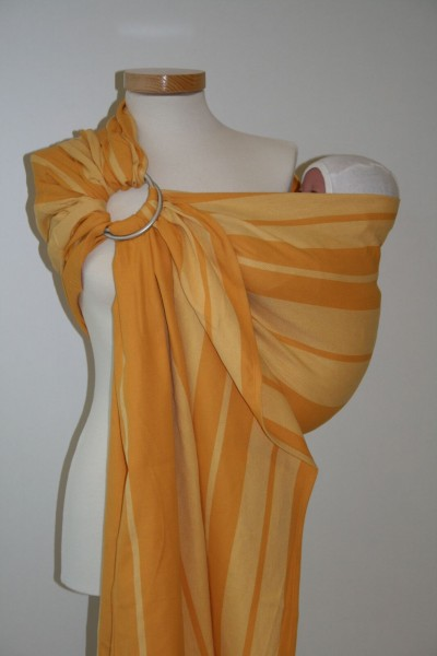 "Storchenwiege Ring Sling ""Vicky"""