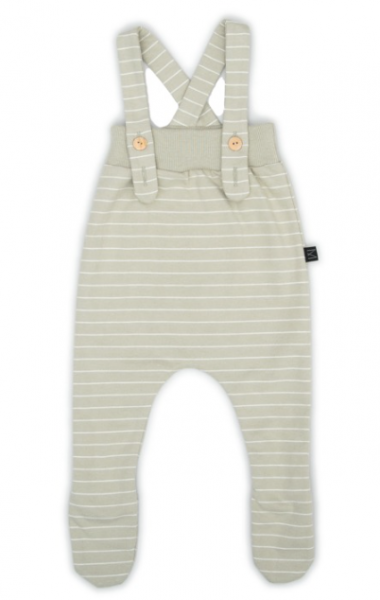 Monkind Olive Stripe Hose