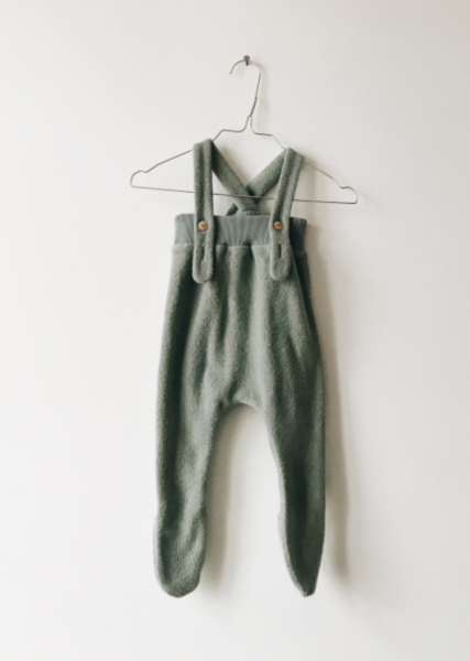 Monkind Ice Mini Pants / Hose - Mint