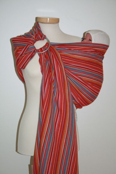 "Storchenwiege Ring Sling ""Lilly"""